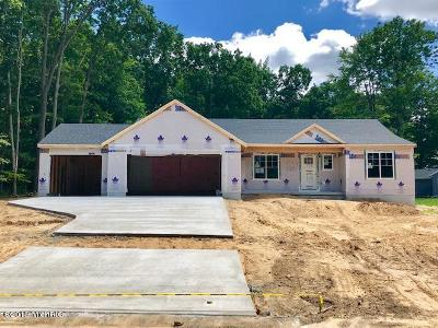 Rockford Single Family Home For Sale: Lot 11 Crowning Acres Court