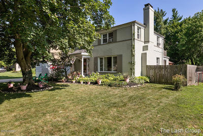 Grand Rapids Single Family Home For Sale: 2460 Elmwood Drive SE