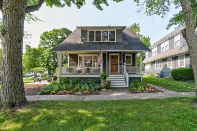 Grand Haven Single Family Home For Sale: 620 Lafayette Avenue