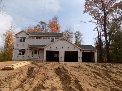 Rockford Single Family Home For Sale: Lot 8 Crowning Acres Court NE