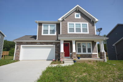 Portage Single Family Home For Sale: 5846 Copper Leaf Trail