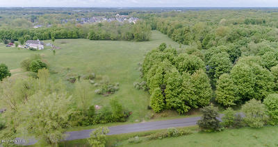 Byron Center Residential Lots & Land For Auction: 665 92nd Street SW