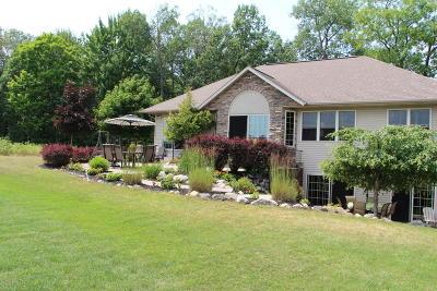 Canadian Lakes Single Family Home For Sale: 9482 Stonebridge Drive