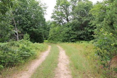 Benzie County, Charlevoix County, Clare County, Emmet County, Grand Traverse County, Kalkaska County, Lake County, Leelanau County, Manistee County, Mason County, Missaukee County, Osceola County, Roscommon County, Wexford County Residential Lots & Land For Sale: V/L 8 Mile Rd.