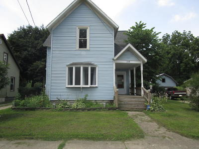 Coldwater Single Family Home For Sale: 158 Walnut Street