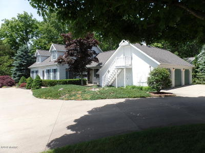 Saugatuck, Douglas Single Family Home For Sale: 6515 Clearbrook Drive