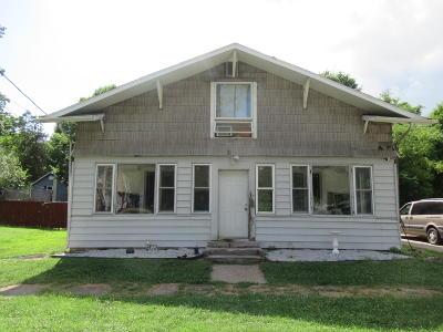 Vandalia Single Family Home For Sale: 60789 Main Street