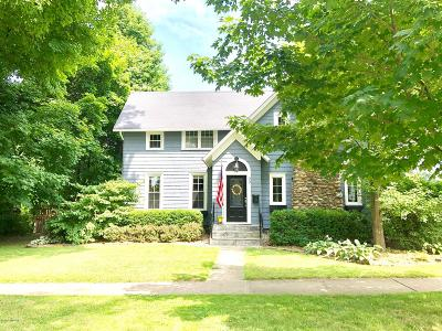 Hillsdale Single Family Home For Sale: 93 S Manning Street