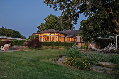 Waterfront homes for sale in Holland MI
