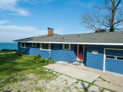 South Haven Single Family Home For Sale: 970 Lake Street