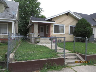Single Family Home For Sale: 2028 Palace Avenue SW