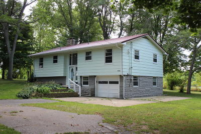 Coldwater Single Family Home For Sale: 618 Marshall Road