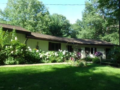 Muskegon Single Family Home For Sale: 2035 Benjamin Road