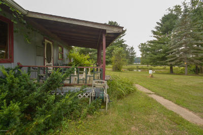 Battle Creek Single Family Home For Sale: 20900 14 Mile Road