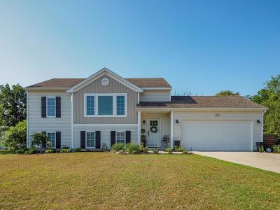 Mattawan Single Family Home For Sale: 24757 Brownstone Boulevard