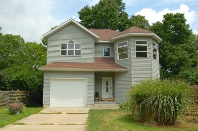 Berrien Springs Single Family Home For Sale: 306 S Bluff Street