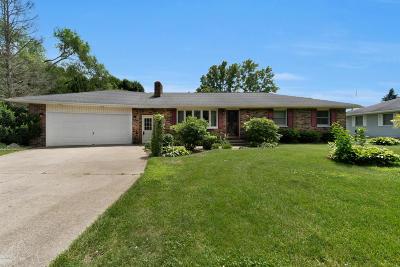 Vicksburg Single Family Home For Sale: 5278 Plantation Avenue