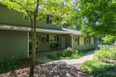 Kalamazoo Single Family Home For Sale: 5251 Colony Woods Drive
