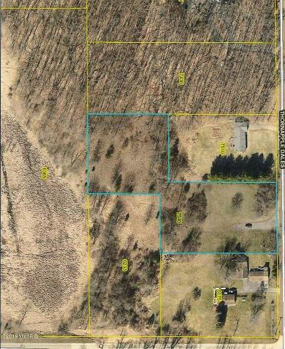 Alto Residential Lots & Land For Sale: 7540 Thornapple Dales Drive SE