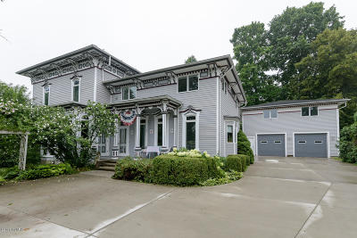 Coldwater Single Family Home For Sale: 147 Grand Street