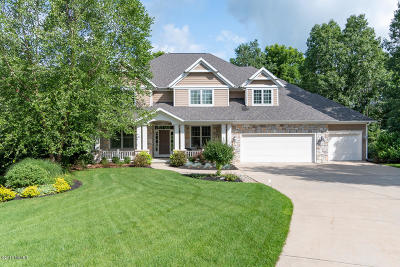Richland Single Family Home For Sale: 6597 Hidden Lake Circle