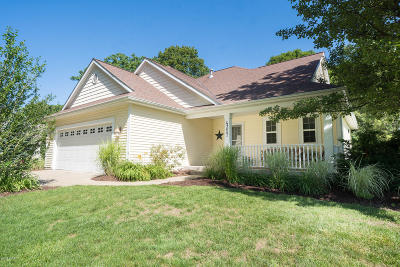 Holland, West Olive, Zeeland Single Family Home For Sale: 4357 N Lakeshore Drive