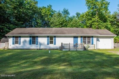 Berrien County, Cass County, Van Buren County Single Family Home For Sale: 4056 E River Road