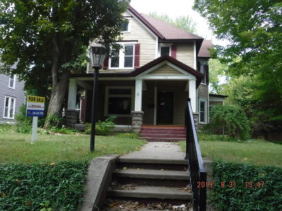 Branch County Single Family Home For Sale: 112 Barry Street
