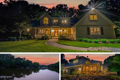 Alto Single Family Home For Sale: 7486 Alaska Ridge SE