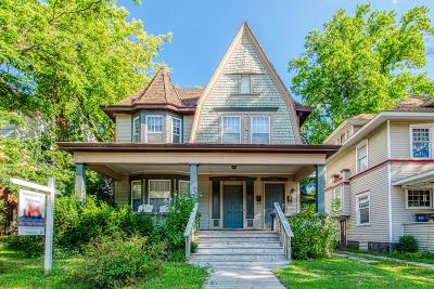 Multi Family Home For Sale: 1311 Wealthy Street SE