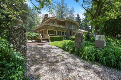 Lakeside Single Family Home For Sale: 15093 Lakeshore Road