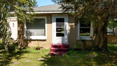 South Haven Single Family Home For Sale: 7115 Baseline Road