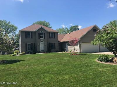 Single Family Home For Sale: 68300 Morton Drive