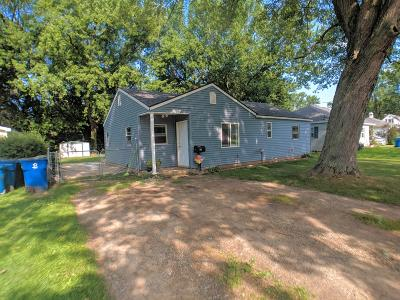 Kalamazoo Single Family Home For Sale: 709 Clearview Street