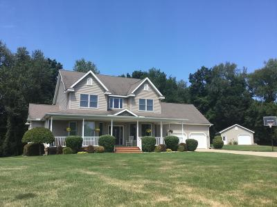 Jonesville Single Family Home For Sale: 1398 White Clover Drive