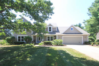 Portage Single Family Home For Sale: 3215 Lites-End Court