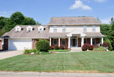 Holland, West Olive, Zeeland Single Family Home For Sale: 48 Bay Circle Drive