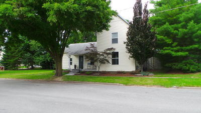 Caledonia Single Family Home For Sale: 124 S Church Street