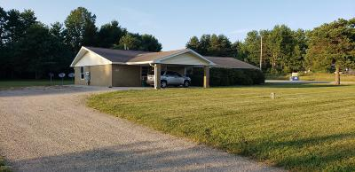 Benzie County, Charlevoix County, Clare County, Emmet County, Grand Traverse County, Kalkaska County, Lake County, Leelanau County, Manistee County, Mason County, Missaukee County, Osceola County, Roscommon County, Wexford County Multi Family Home For Sale: 4110 W Houghton Lake Road