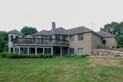 Otsego Single Family Home For Sale: 2195 Brinn Vista Drive