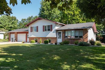 Kalamazoo Single Family Home For Sale: 7607 N Gleneagle Drive