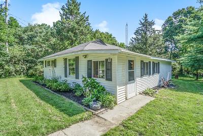 Lowell Single Family Home For Sale: 320 Alden Nash Avenue SE
