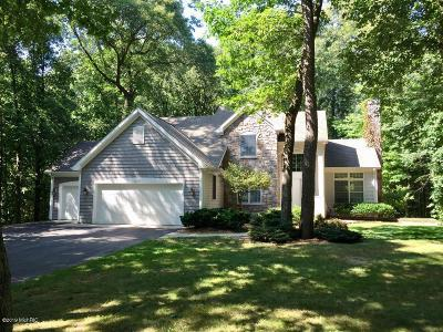 Kalamazoo Single Family Home For Sale: 8396 Sierra Madre Trail
