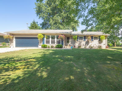 Three Oaks Single Family Home For Sale: 15141 Algonquin Road