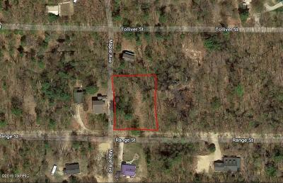 Residential Lots & Land For Sale: Lake Mi Shores Lot 39 And 40