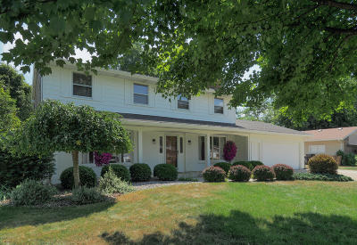 Portage Single Family Home For Sale: 6407 Cypress Street