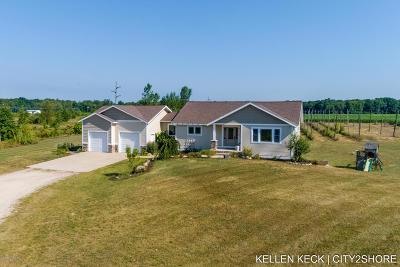 Zeeland Single Family Home For Sale: 10185 Pierce Street