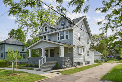 Single Family Home For Sale: 544 Giddings Avenue SE