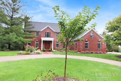 Ada Single Family Home For Sale: 2109 Winding Oak Trail NE