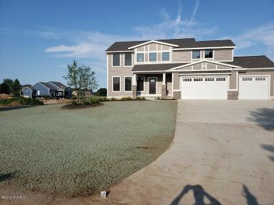 Middleville Single Family Home For Sale: 5574 Crooked Hoof Trail